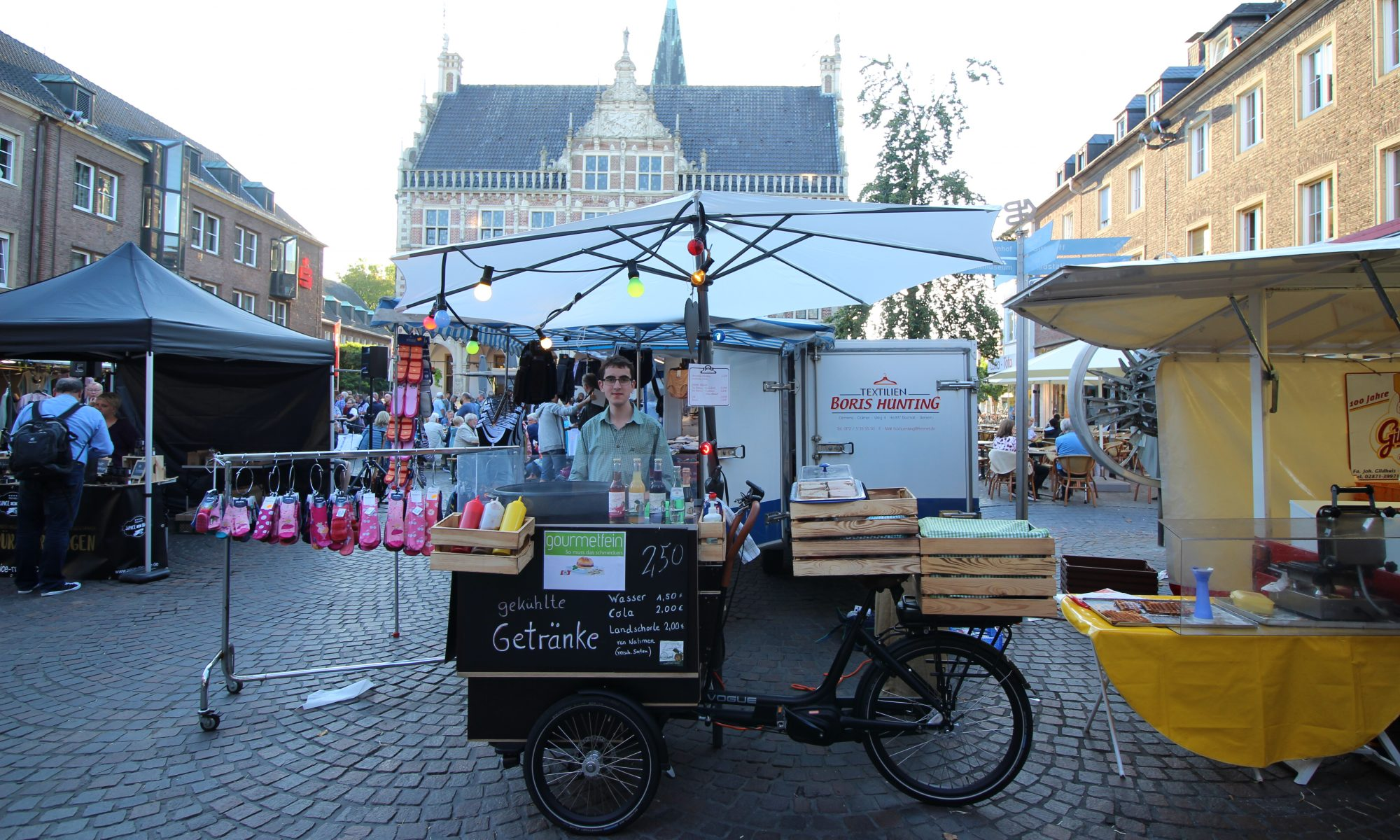 Christophs Food Bike in Bocholt
